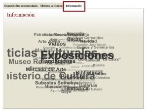 Nueva esfera de información en RevistaDeArte.com