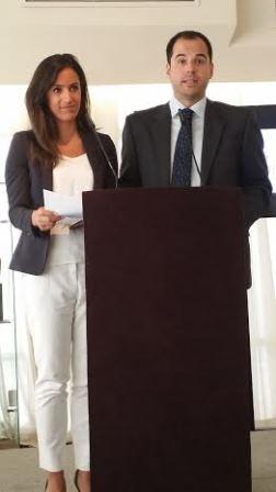 Ciudadanos presenta sus candidaturas por Madrid y dice que ningún imputado irá en sus listas