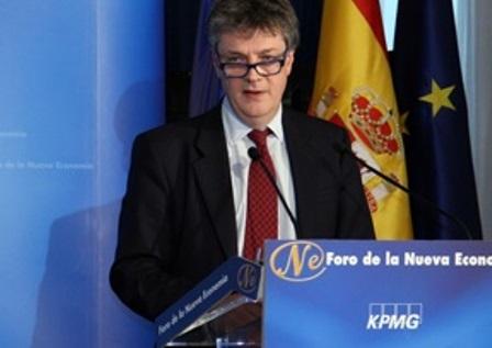 Jonathan Hill, comisario europeo de Estabilidad Financiera, pone a España como ejemplo para Europa
