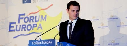 Ciudadanos facilitará la investidura de Díaz en cuanto Chaves deje el escaño